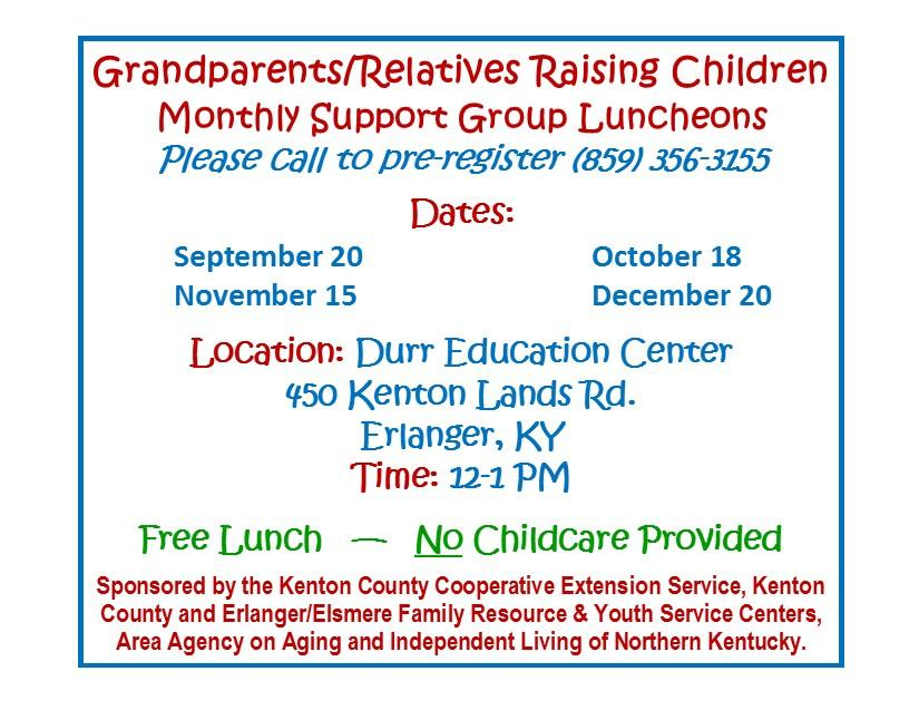 Relatives Raising Relatives | Kenton County